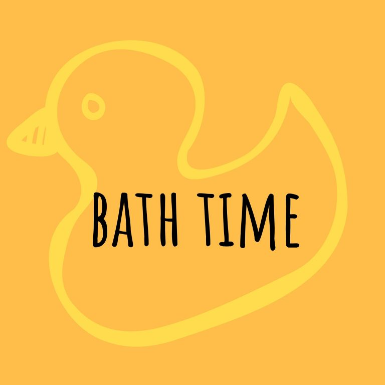 When did bath time become a battle?