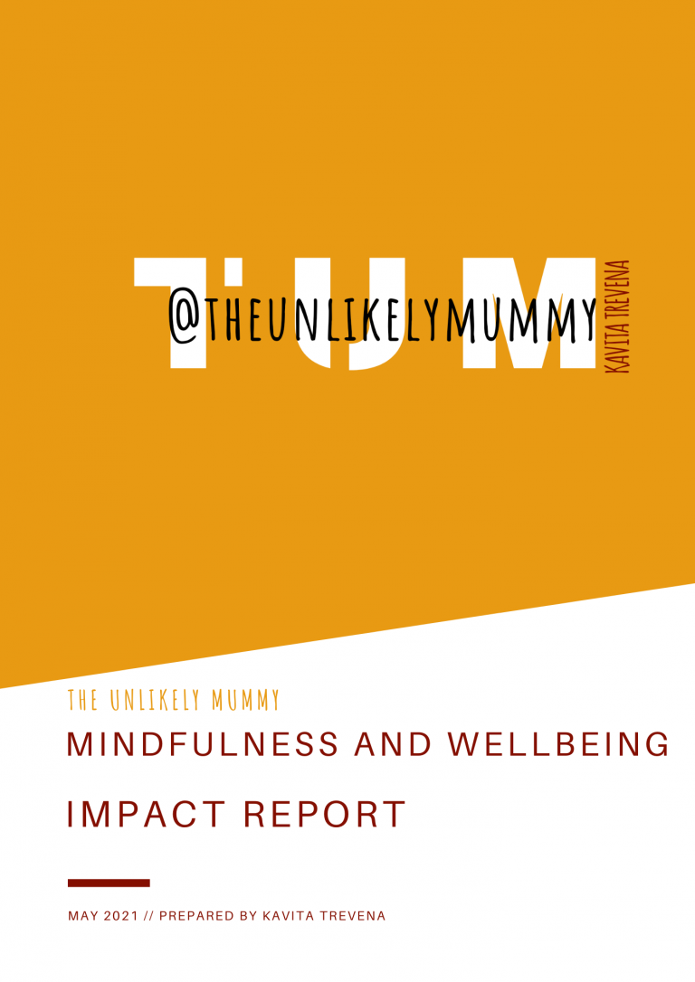 Mindfulness and Wellbeing Impact Report