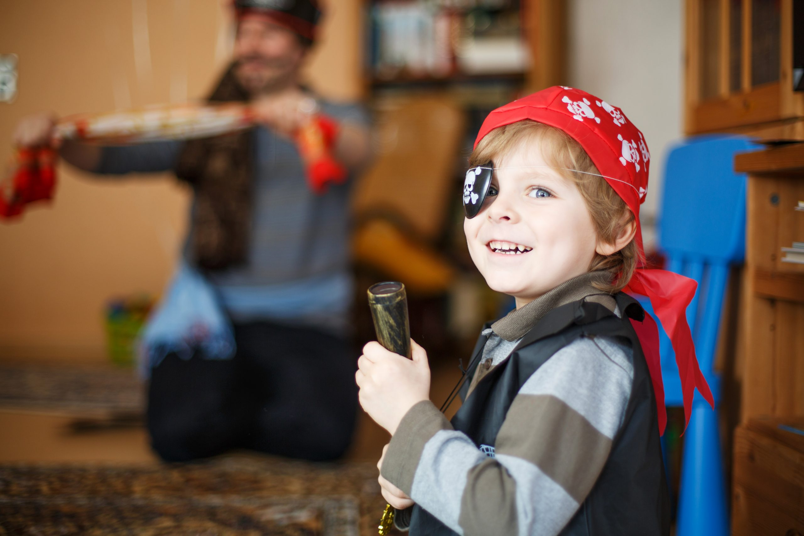 FEATURED BLOG – 5 Ways to transform your bedroom into Pirate Cove